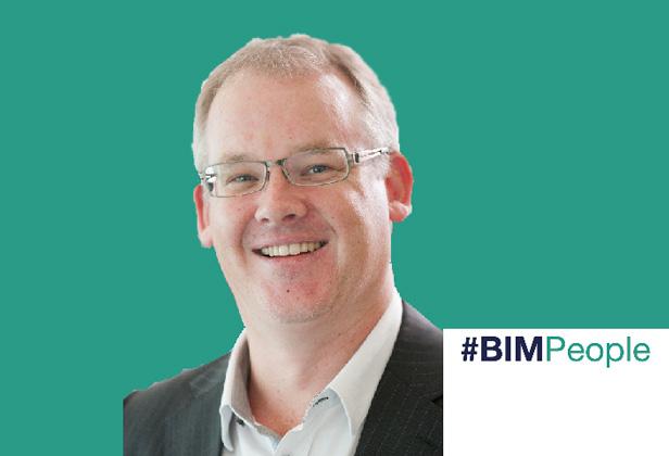 Ir. Ronan Collins on BIM People by BIMIreland.ie sharing his insights